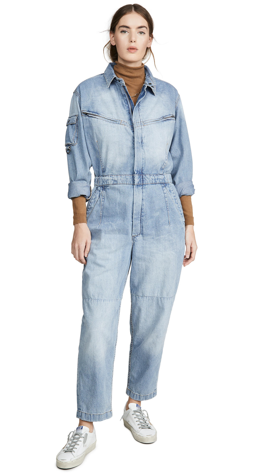 Buy Ksubi online - photo of Ksubi Reflex Boiler Suit