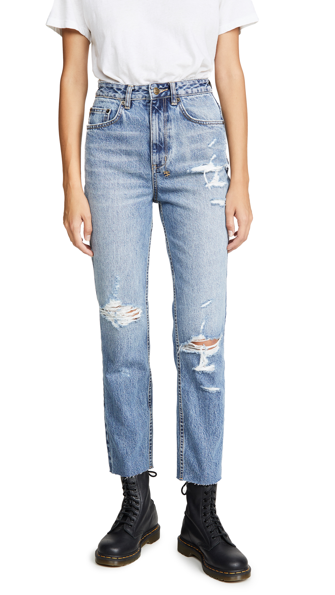 Buy Ksubi online - photo of Ksubi Chlo Wasted Jeans