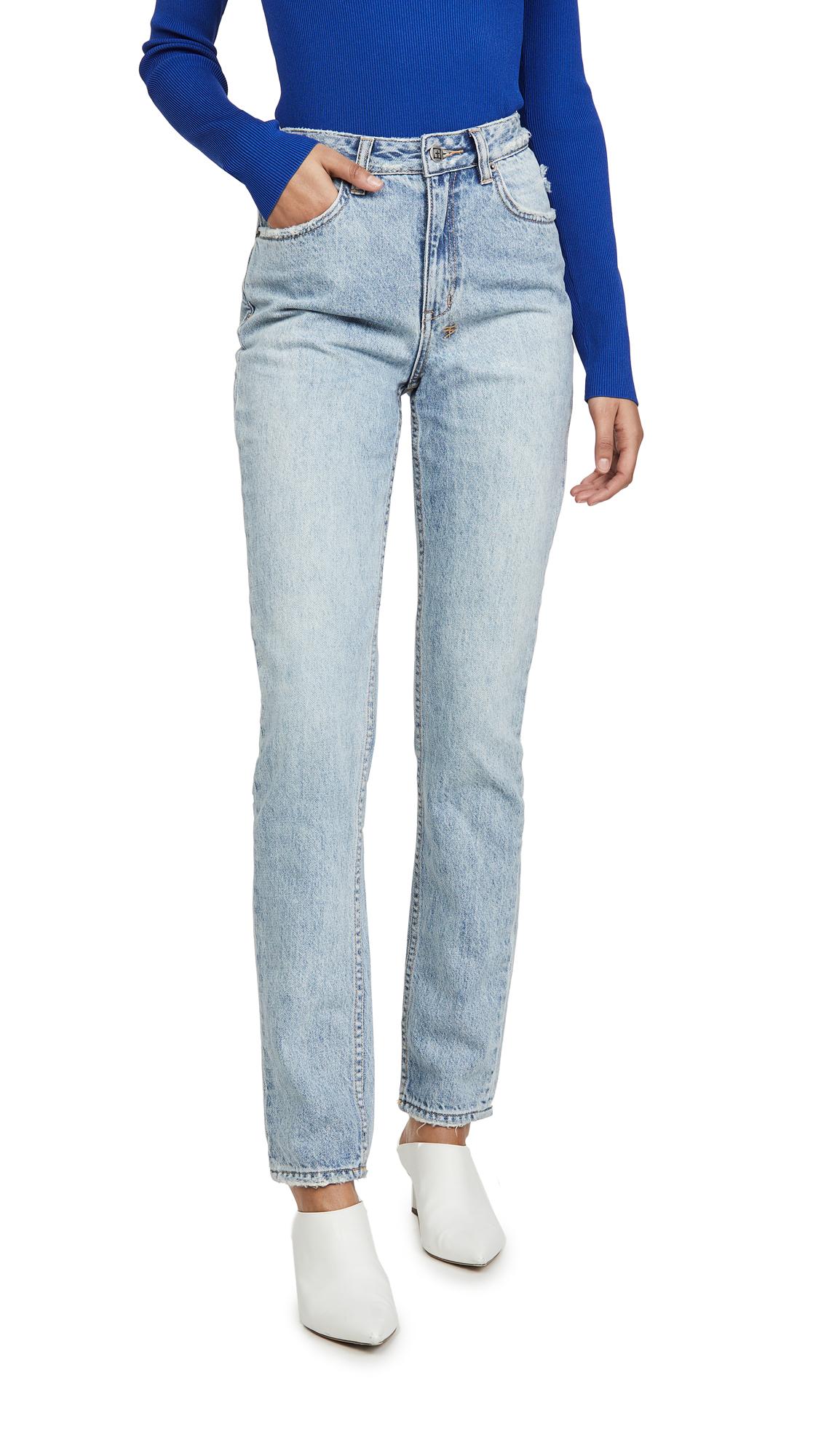 Buy Ksubi online - photo of Ksubi Slim Pin Jeans