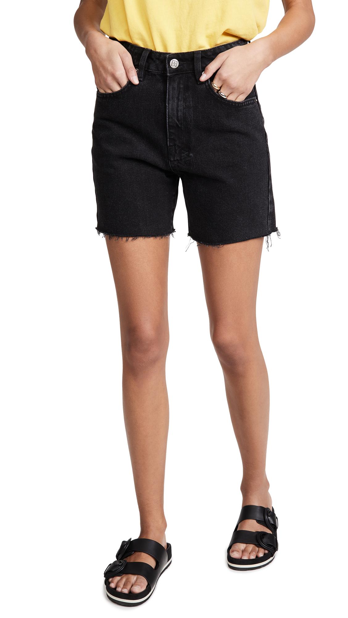 Buy Ksubi online - photo of Ksubi Racer Noir Shorts