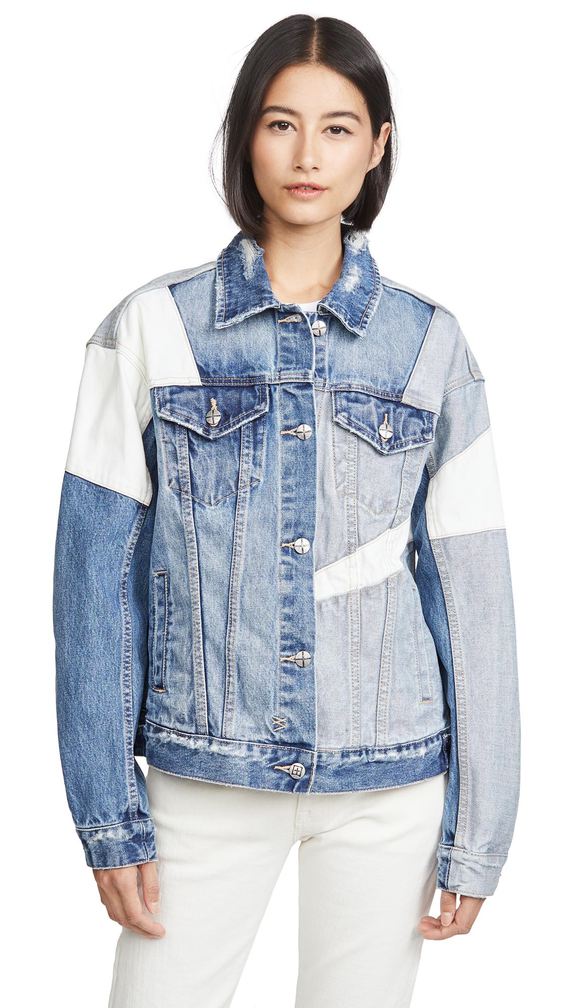 Buy Ksubi online - photo of Ksubi Oversized Jacket