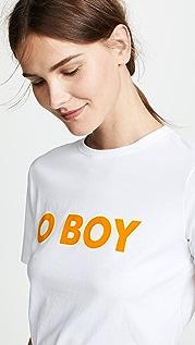KULE The Modern O BOY Tee