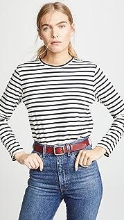 KULE 时尚长袖 T 恤