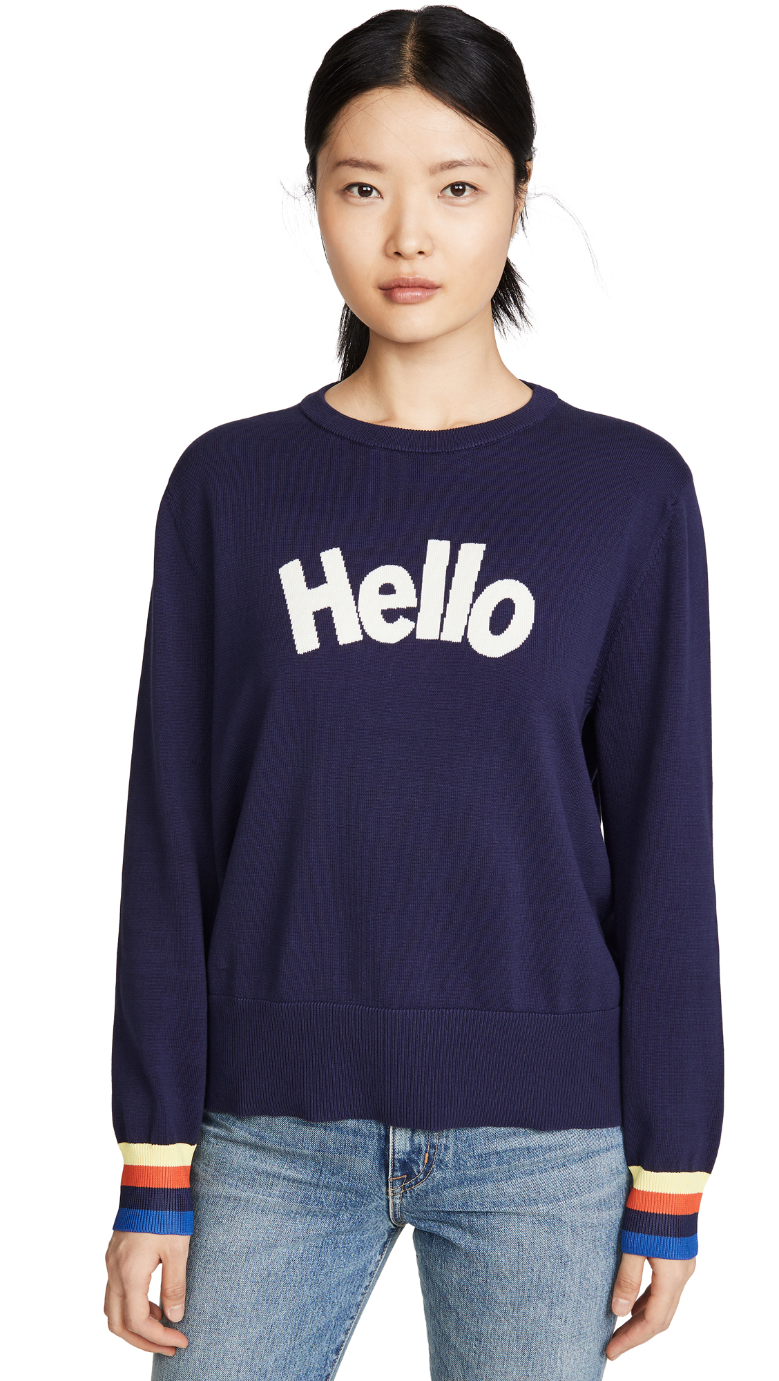 Buy KULE online - photo of KULE The Hello Sweater