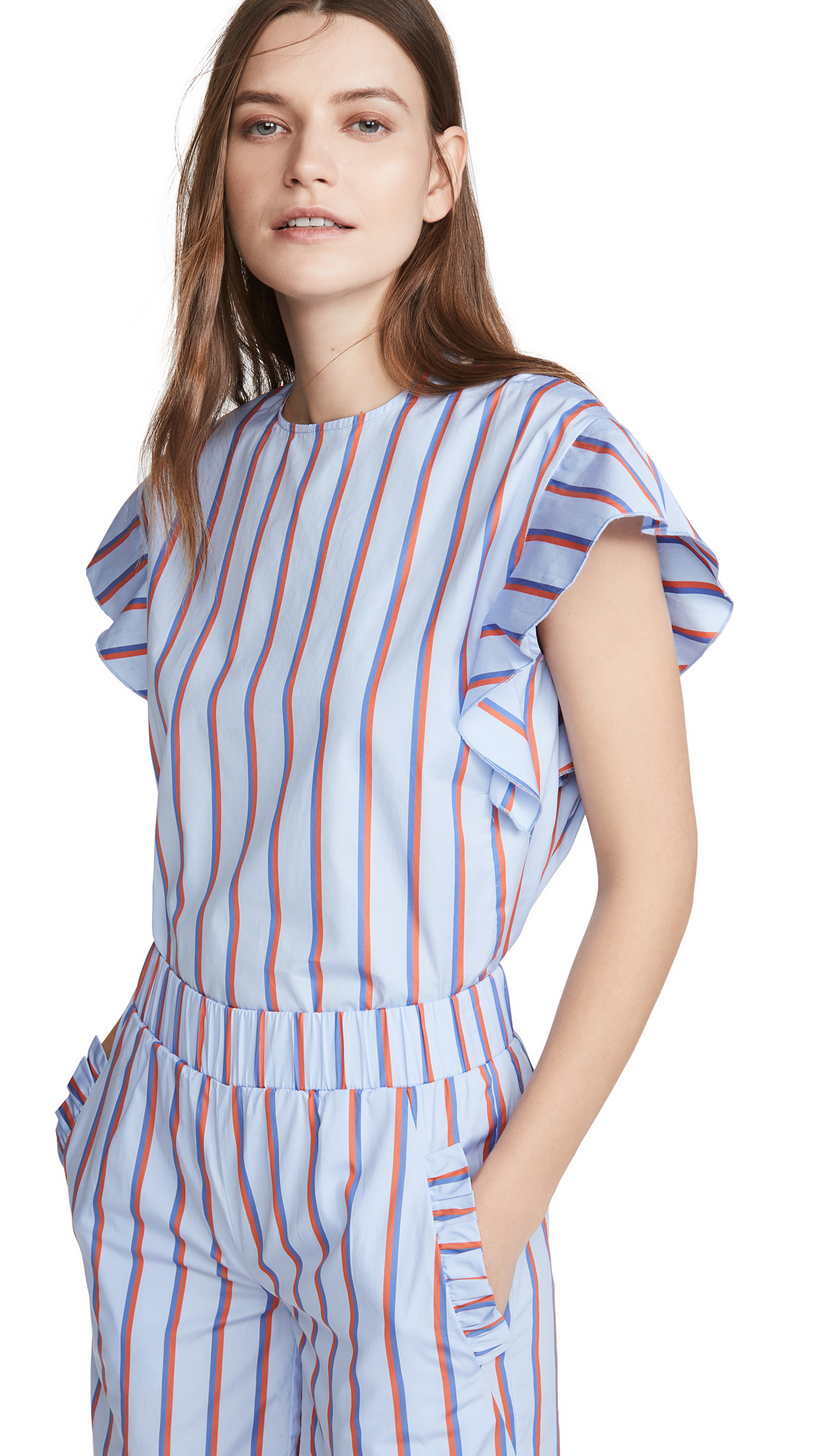 Buy KULE online - photo of KULE The Alix Shirt