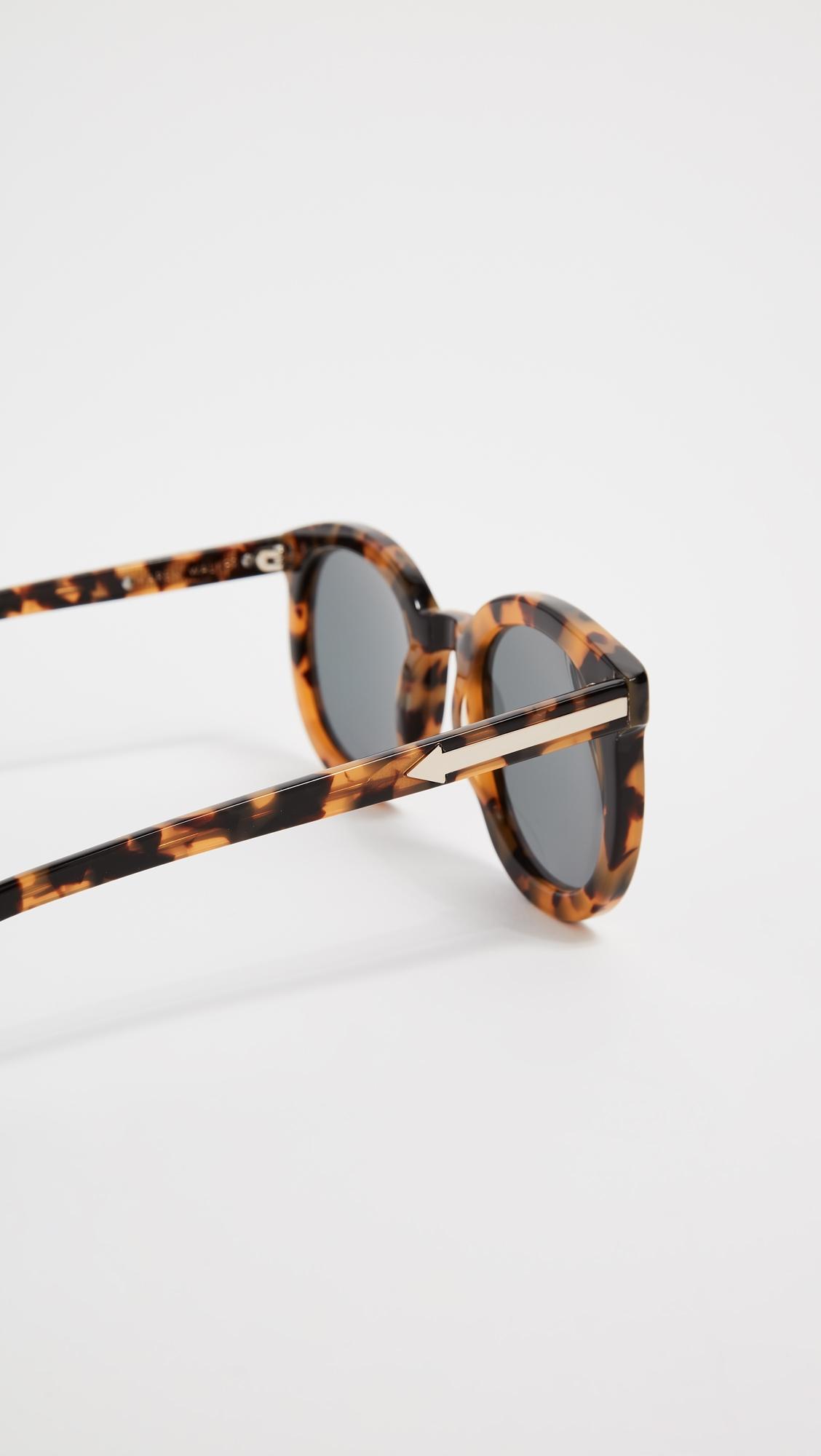 Солнцезащитные очки Super Duper Strength Karen Walker  (KWALK4003528436314)
