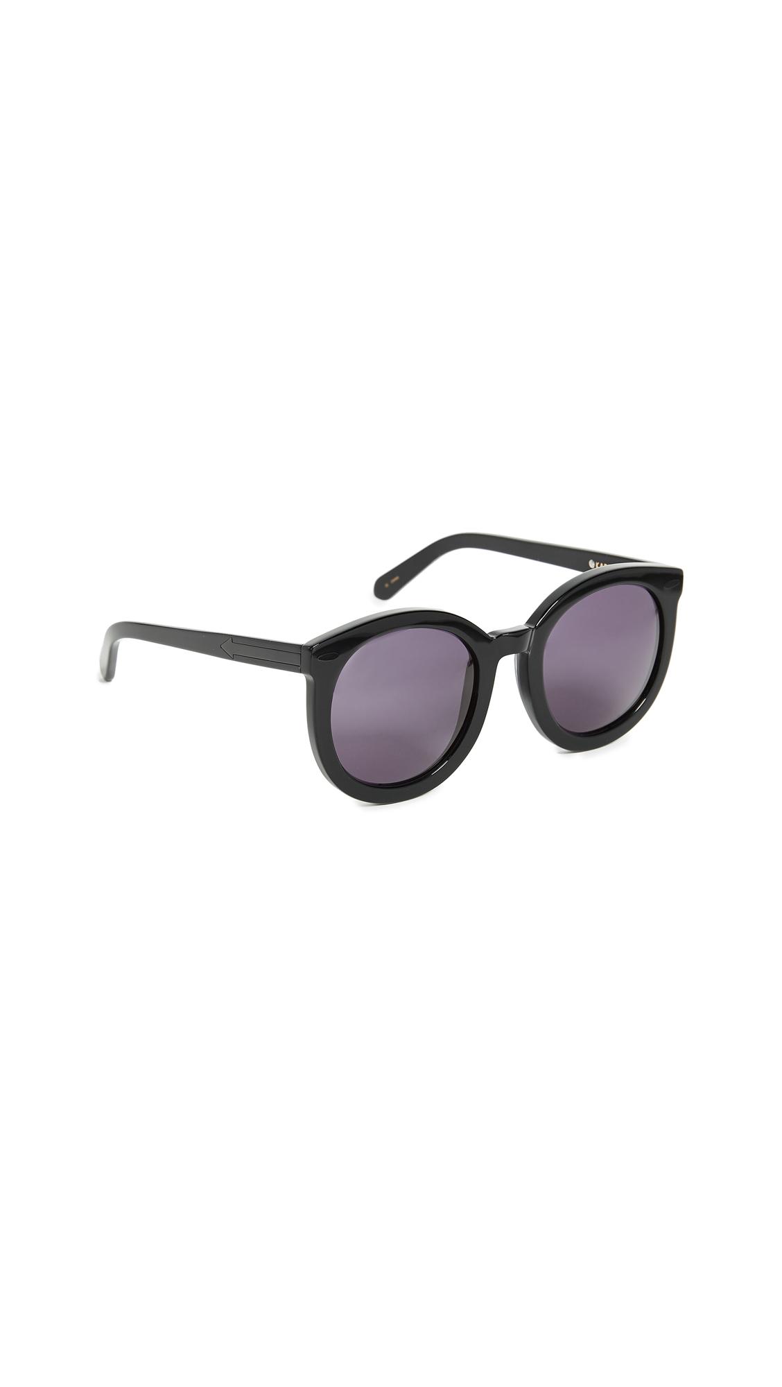 d1cc2060bbd6 Karen Walker Super Duper Strength Sunglasses