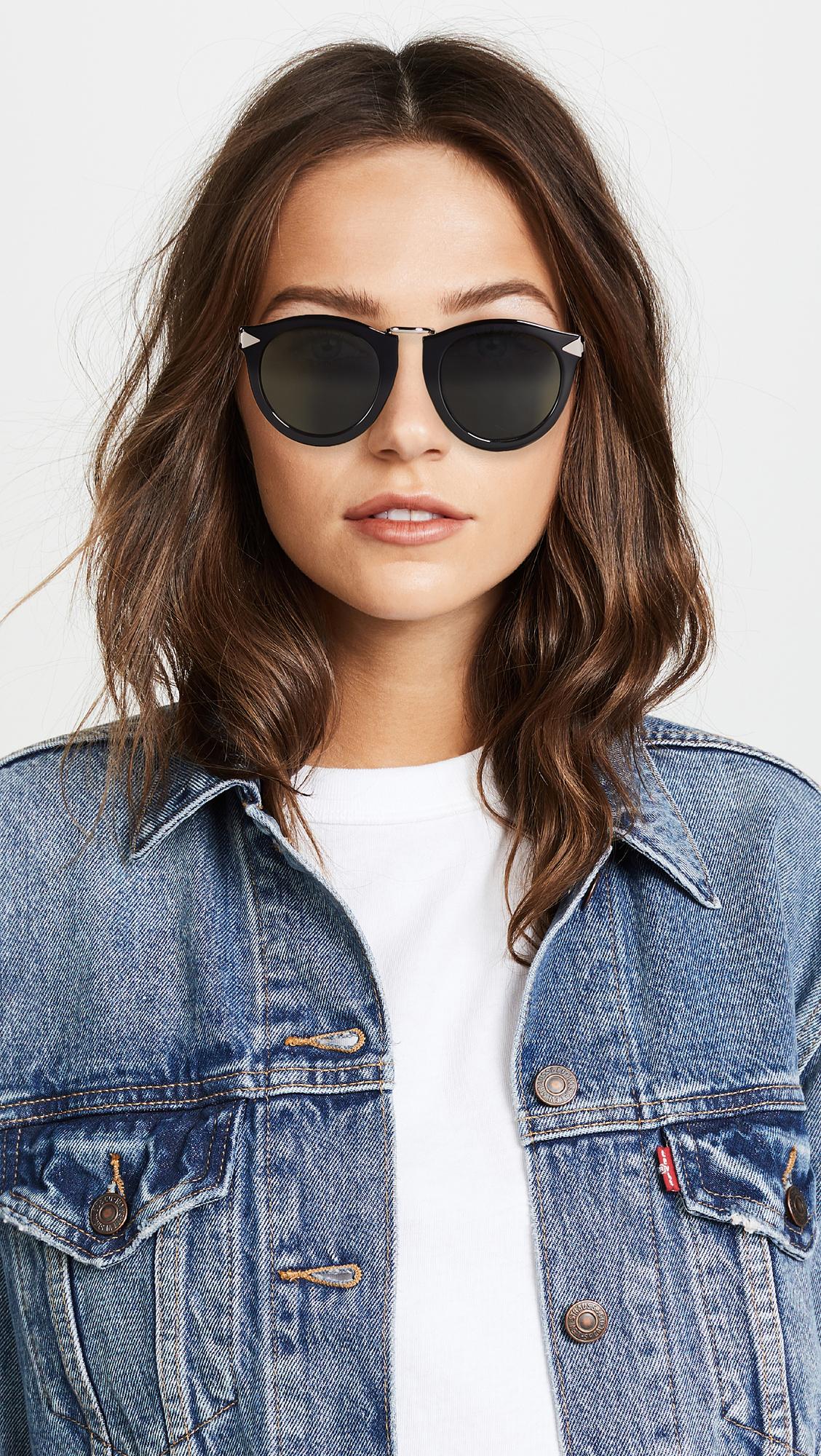 2682cf381441 Karen Walker The Harvest Sunglasses | SHOPBOP