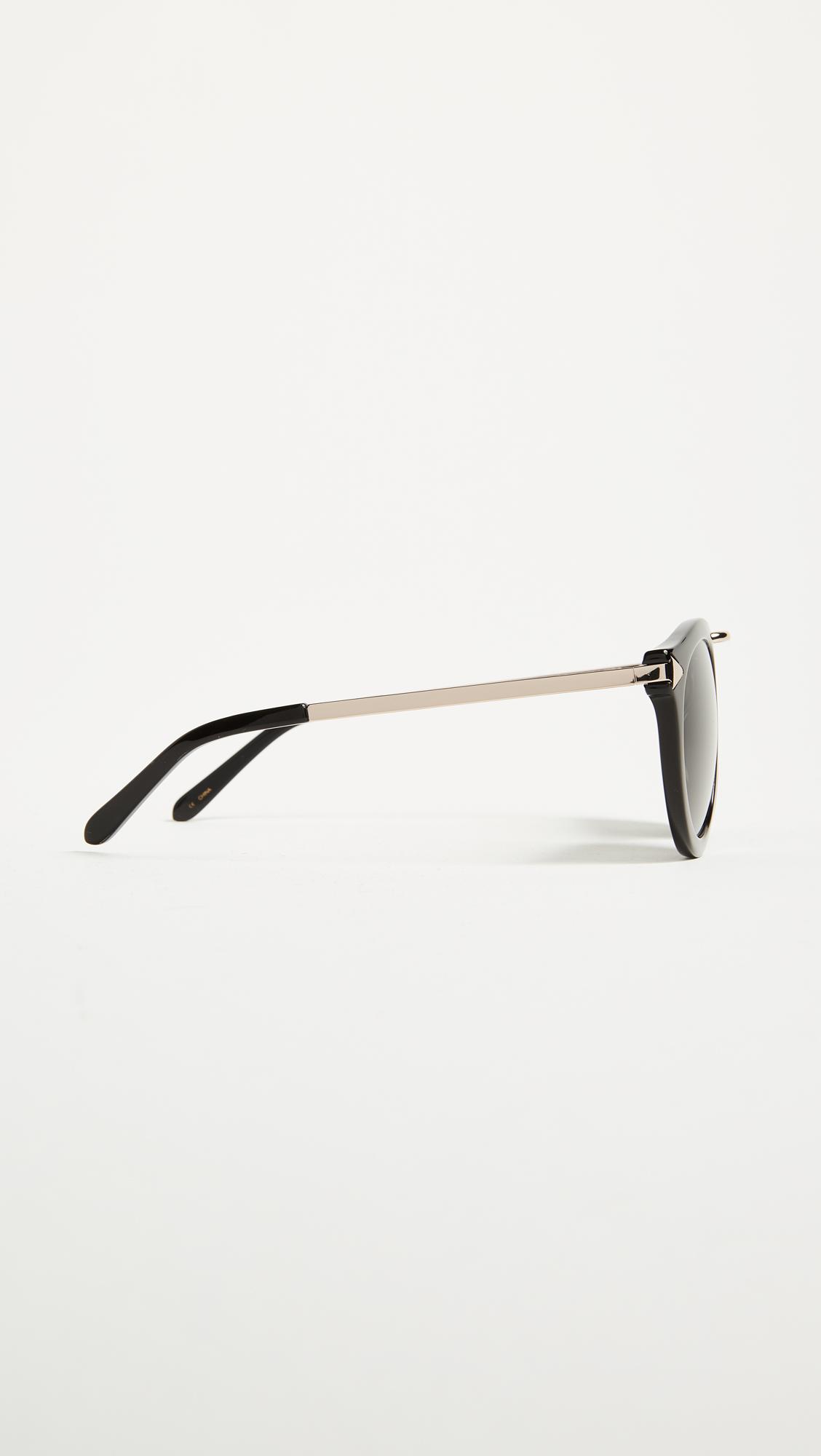 6bb9d9c6f25f Karen Walker The Harvest Sunglasses | SHOPBOP