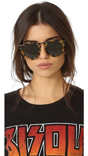 5025c46abda7 Karen Walker Alternative Fit Harvest Monochromatic Sunglasses