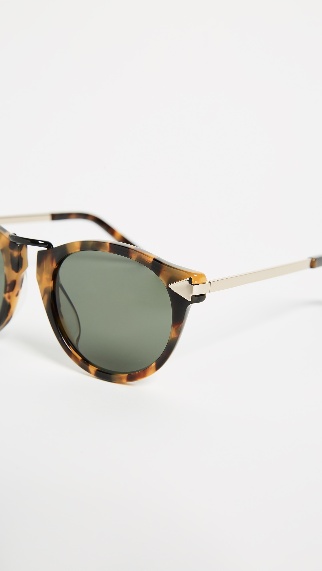Солнцезащитные очки Special Fit Helter Skelter Karen Walker  (KWALK4010066156314)
