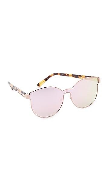 Karen Walker Star Sailor Superstar Sunglasses