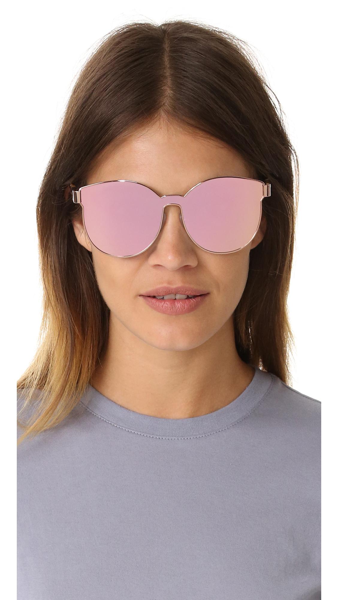 b664c8edd291 Karen Walker Star Sailor Superstar Sunglasses