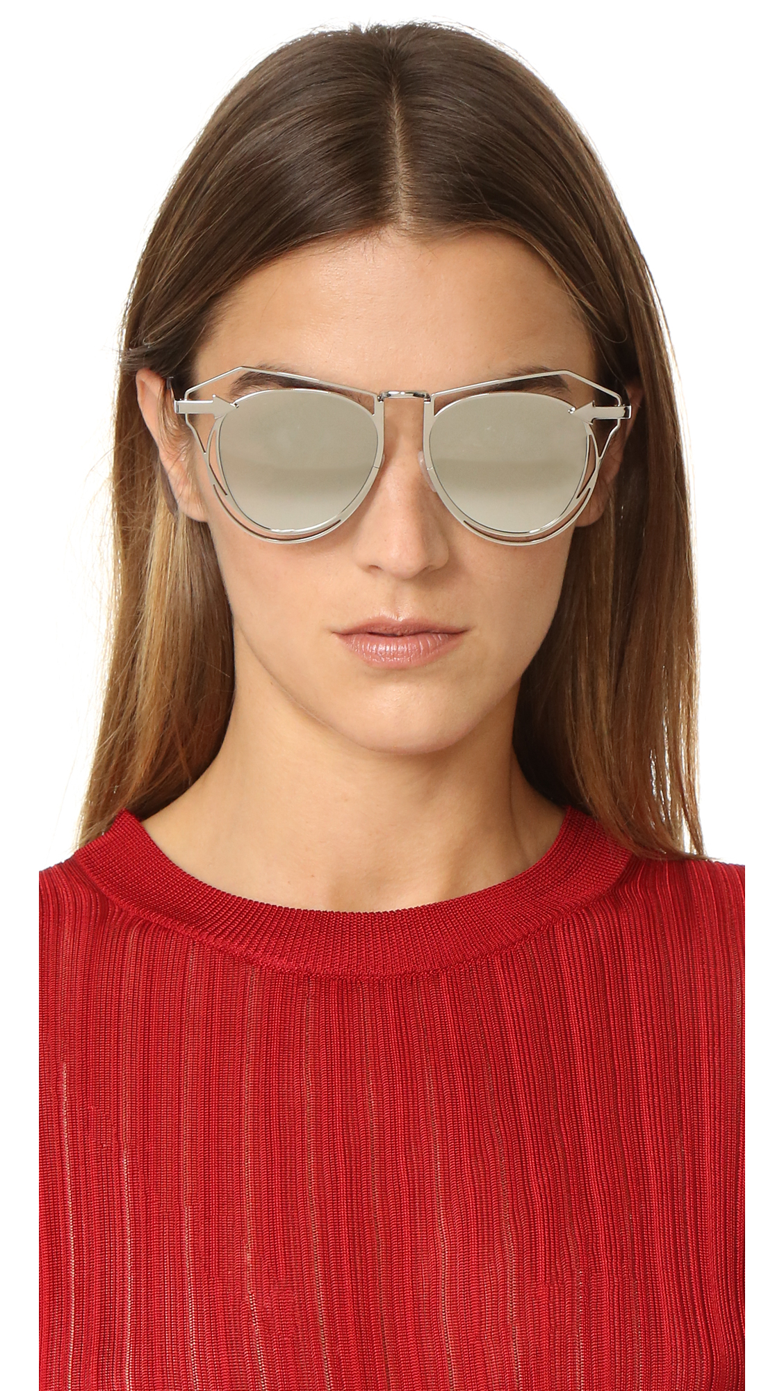 0a64e6221c0 Karen Walker Marguerite Sunglasses
