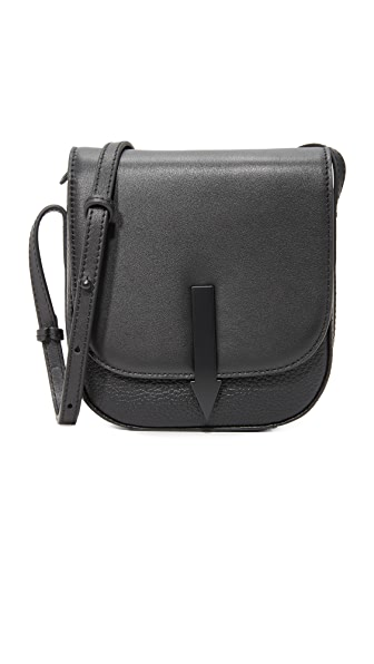 Karen Walker Mini Bonnie Saddle Bag