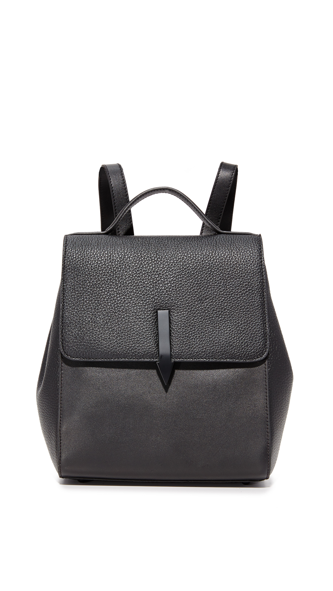 8e4309845dd Karen Walker Arrow Mini Backpack - Black   Shop Your Way: Online ...