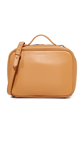 Karen Walker Penny Square Bag - Tan