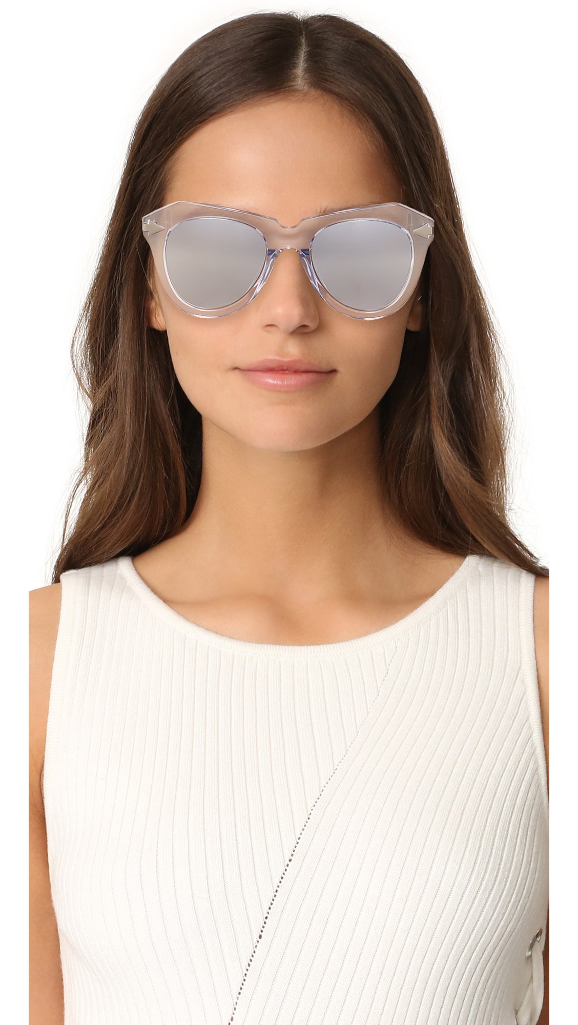 6e1f1d156842 Karen Walker One Star Sunglasses