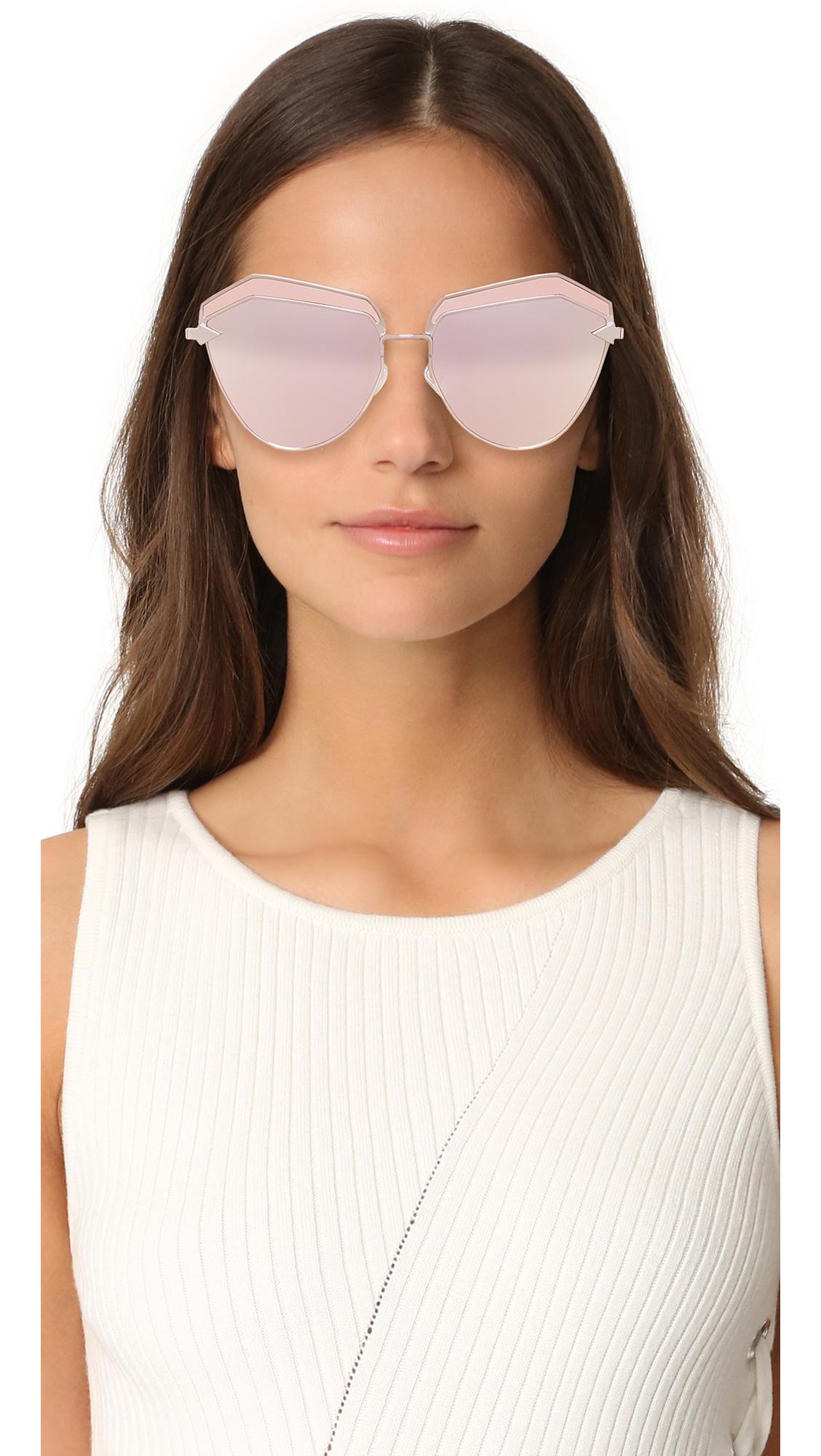 be72938f7000 Karen Walker Jacinto Sunglasses | SHOPBOP