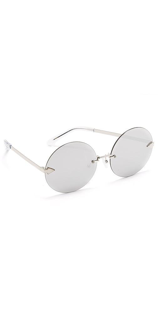 glasses order online i8o9  Buy Online Karen Walker Disco Circus Sunglasses Review Online