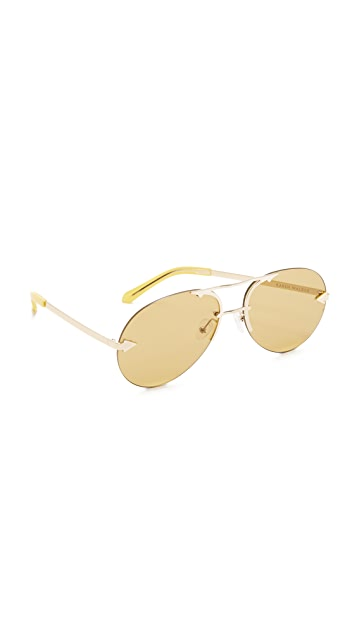 Karen Walker Солнцезащитные очки Love Hangover