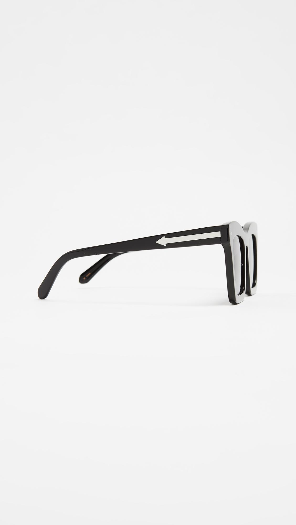 3413e33bd1a Karen Walker Banks Sunglasses