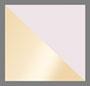 Gold/Pink Tint