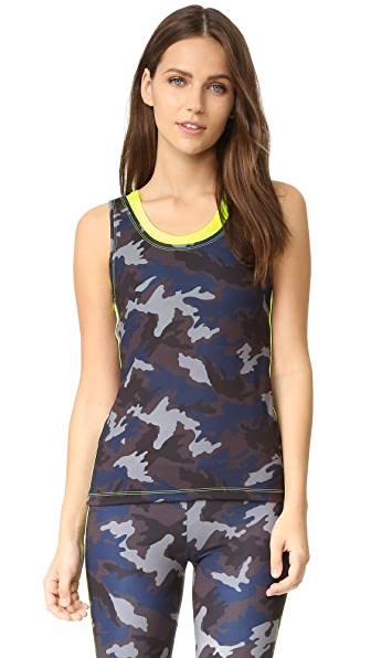 LAAIN Double Layer Camo Tank