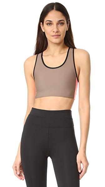 LAAIN Coco Crop Top