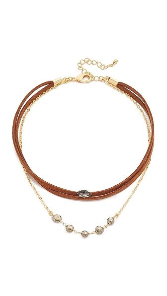 Lacey Ryan Bella Choker Necklace