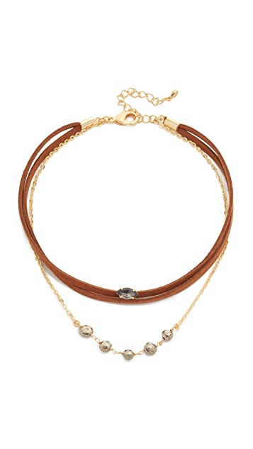 Lacey Ryan Bella Choker Necklace