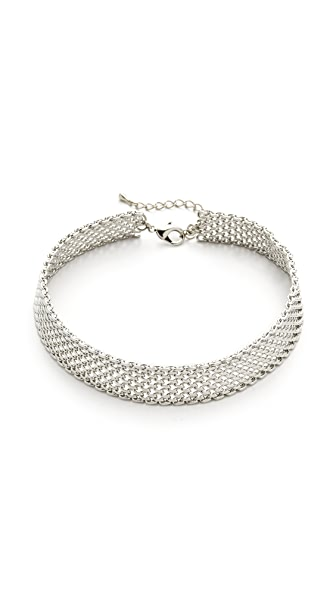Lacey Ryan We Mesh Well Choker Necklace