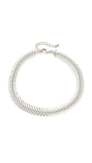 Lacey Ryan Fishtail Choker Necklace