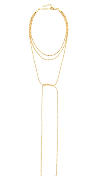 Lacey Ryan Shine On Bolo Necklace