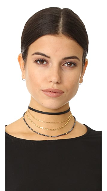 Lacey Ryan Lay It On Choker Necklace