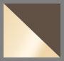 Hematite/Labradorite/Brass