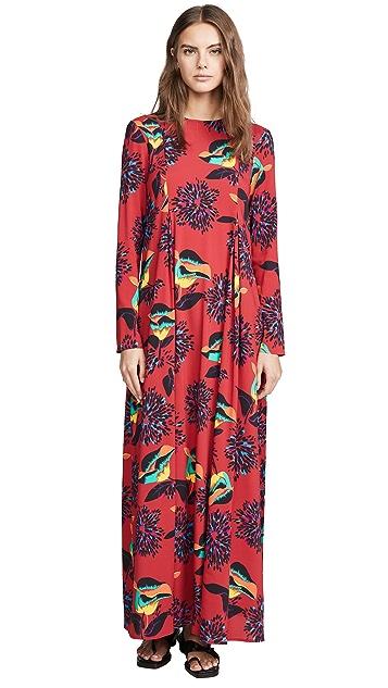 La Double J Trapezio Dress