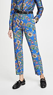 La Double J Hip Capri Pants