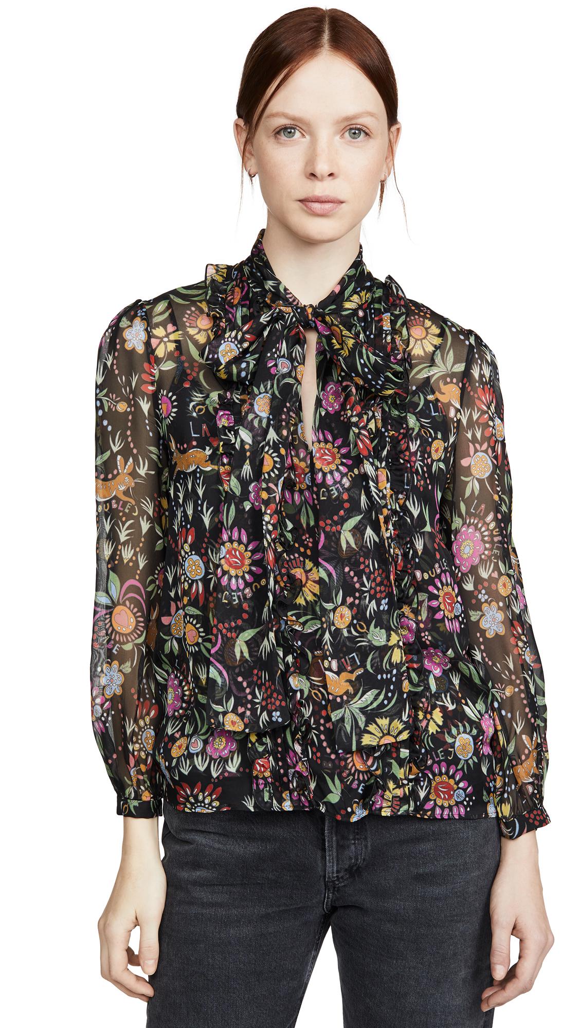 Buy La Double J online - photo of La Double J Bronte Shirt