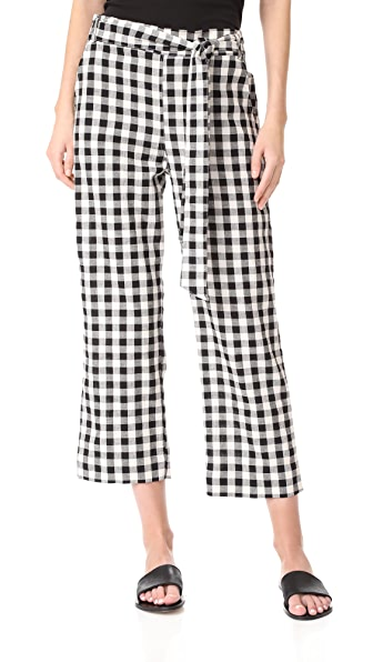 The Lady & The Sailor Tie Pants