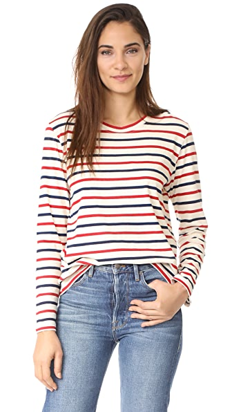 The Lady & The Sailor Boy Pullover