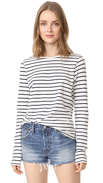 The Lady & The Sailor Relaxed L/S Tee