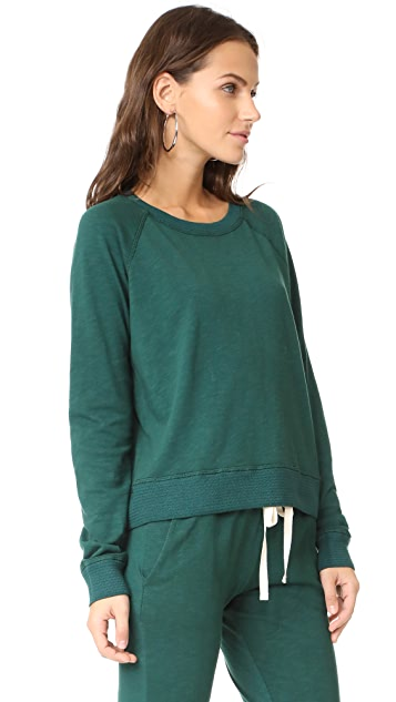 The Lady & The Sailor Knit Band Sweatshirt