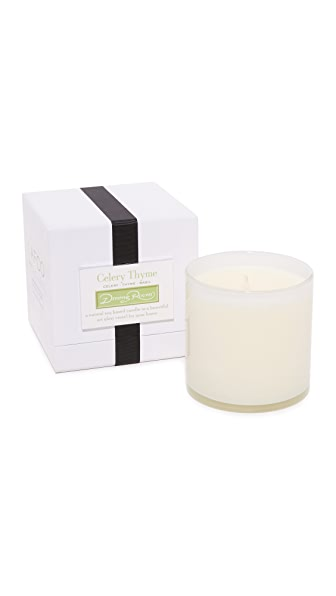 LAFCO New York Dining Room Celery Thyme Candle