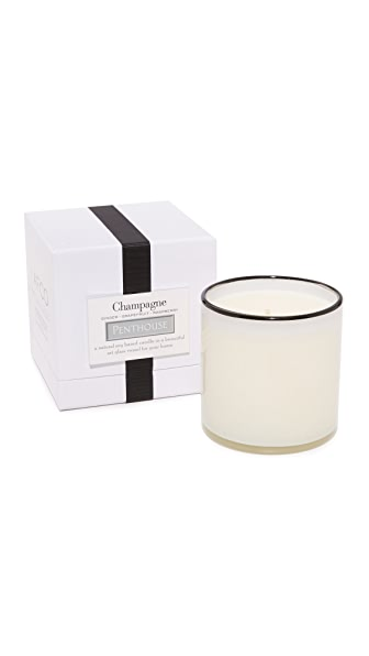 LAFCO New York Penthouse Champagne Candle - Champagne