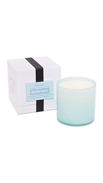 LAFCO New York Bathroom Marine Candle - Marine