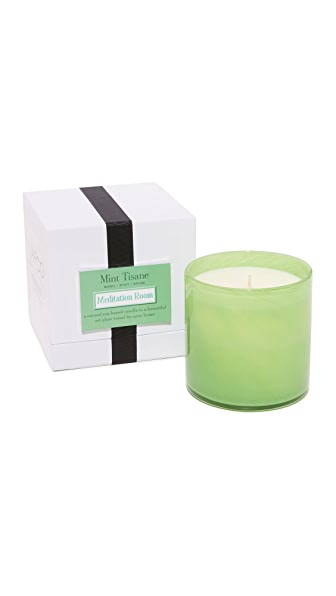 LAFCO New York Meditation Room Mint Tisane Candle - Mint Tisane