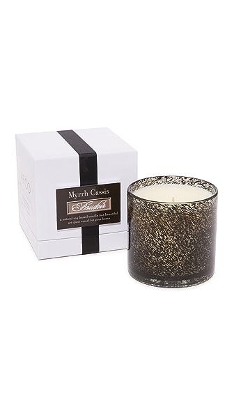 LAFCO New York Boudoir Myrrh Cassis Candle