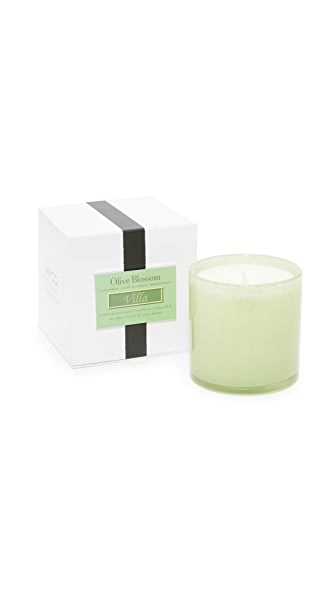 LAFCO New York Villa Olive Blossom Candle In Olive Blossom
