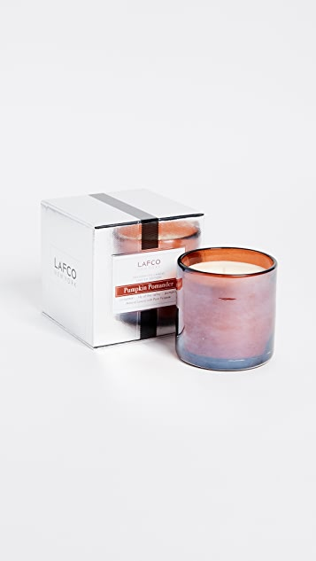 LAFCO New York Pumpkin Pomander Candle